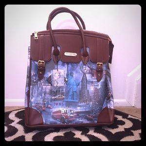 Nicole Lee New York Luggage